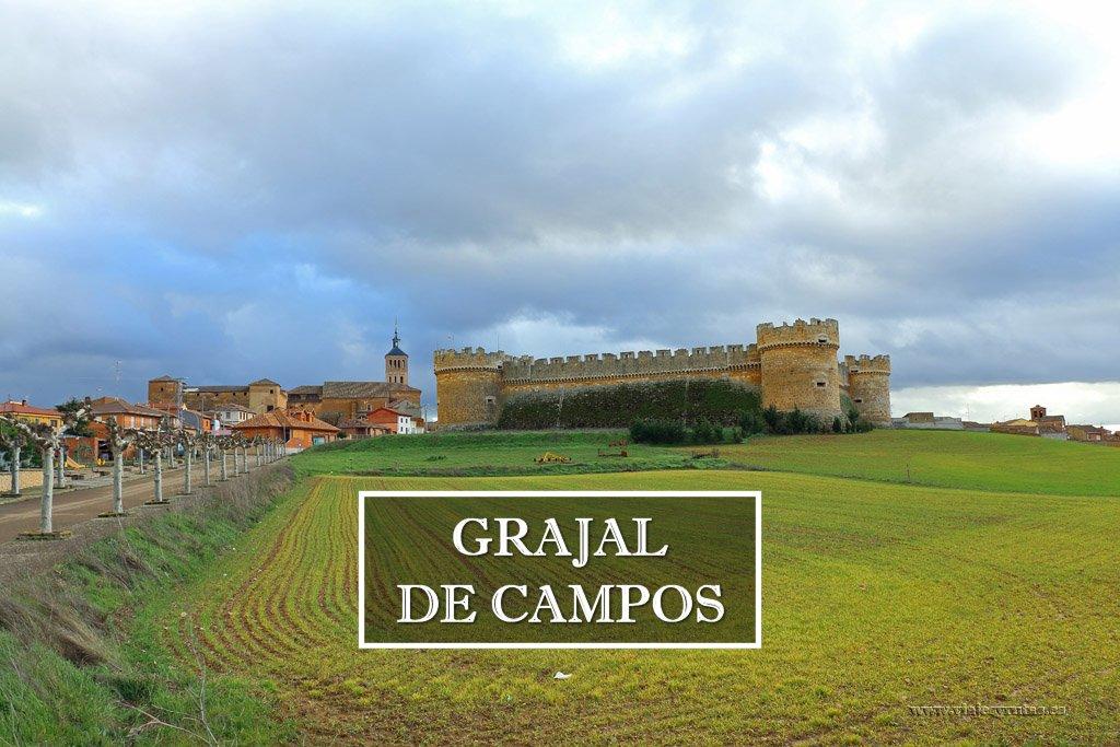 Qué ver en Grajal de Campos, León