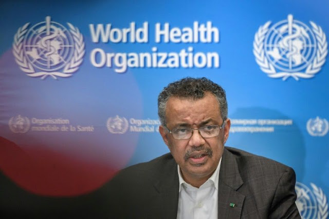 WHO declares coronavirus outbreak as pandemic