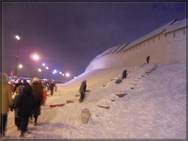 Казанские кремлевские стены