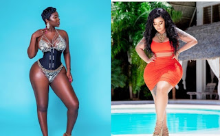 Photos: Top 2 Slay Queens In Africa With Incredible Shape