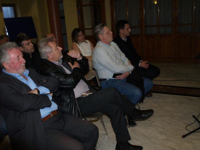 Θεσπρωτία: Αντιδράσεις στη Θεσπρωτία κατά τις εκδηλώσεις ενημέρωσης για την έρευνα υδρογονανθράκων...