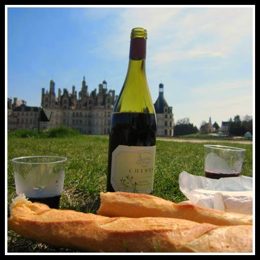 Paris in July: Wine and Picnics