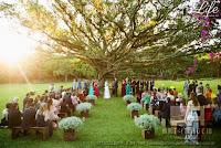 casamento alto da capela porto alegre com decoração rústico chic chique boho em tons de branco por life eventos especiais