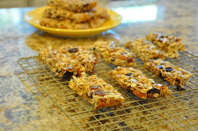 Doris Greenspan's Granola Bars