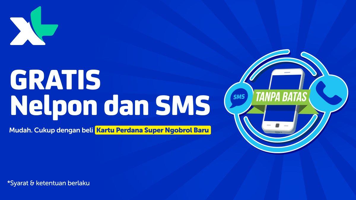 Paket XL Super Ngobrol, Paket Nelpon Murah XL Terbaru