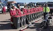 société chargée de la collecte des déchets au tanger recrute 80 balayeurs