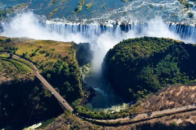 Cataratas Sudáfrica