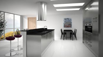 El acero en la construcción y materiales para el hogar