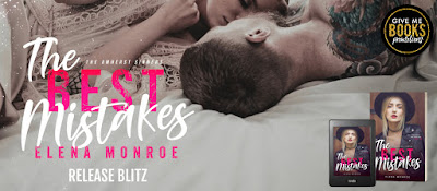 BLOG TOUR: The Best Mistakes by Elena Monroe