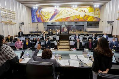 Enviarán exhortos sobre ciencia y tecnología, frontera, salud, anticorrupción y protección al ambiente