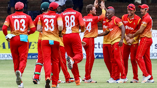 Cricket Highlightsz - Afghanistan vs Zimbabwe 1st T20I 2021 Highlights