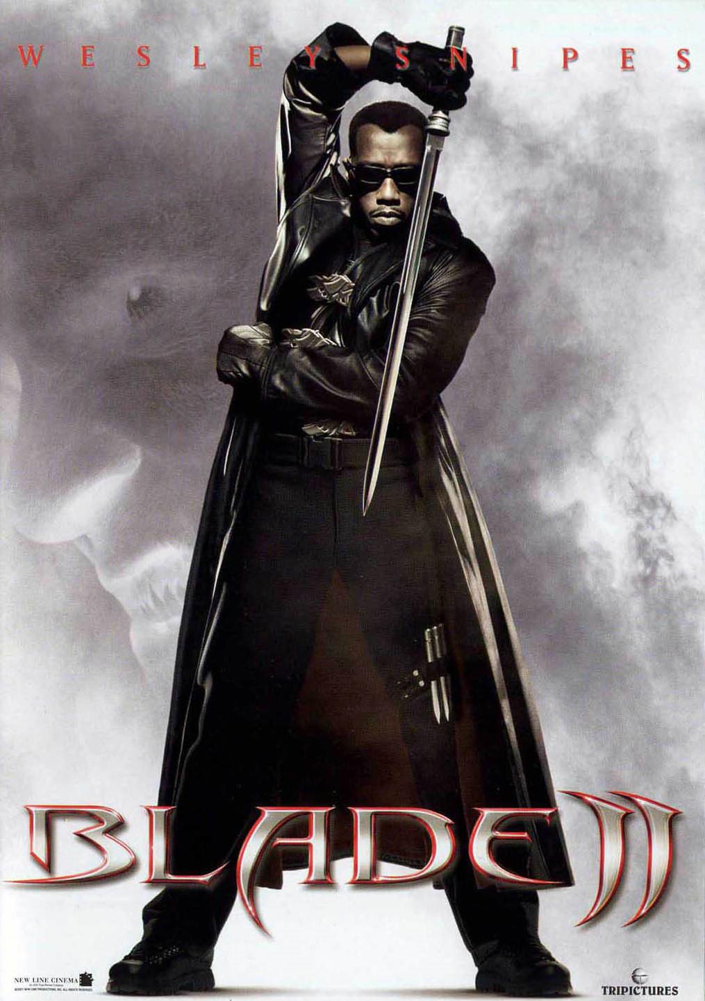 Nonton Film Blade II (2002)