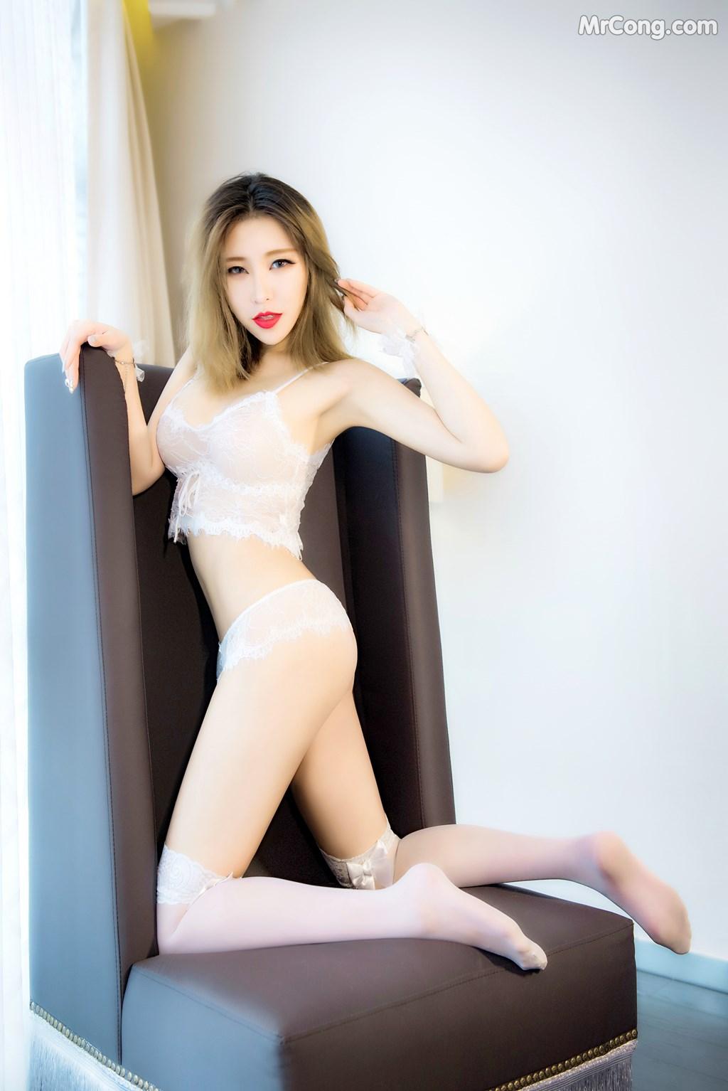 Image SLADY-2017-05-25-No.003-Zhao-Huan-Yan-MrCong.com-006 in post SLADY 2017-05-25 No.003: Người mẫu Zhao Huan Yan (赵欢颜) (46 ảnh)