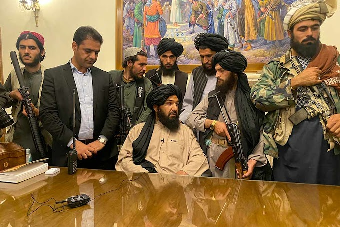 who are Taliban's? reason behind America step back
