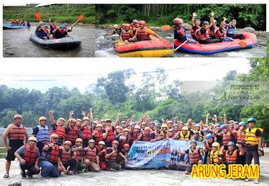 PAKET OUTBOUND CIATER