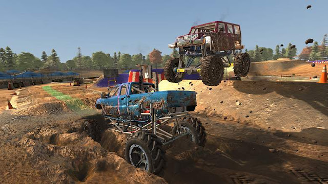 Game Balap Mobil Offline terbaik truck off road