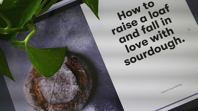 """How to raise a loaf and fall in love with sourdough"" by Roly Allen"