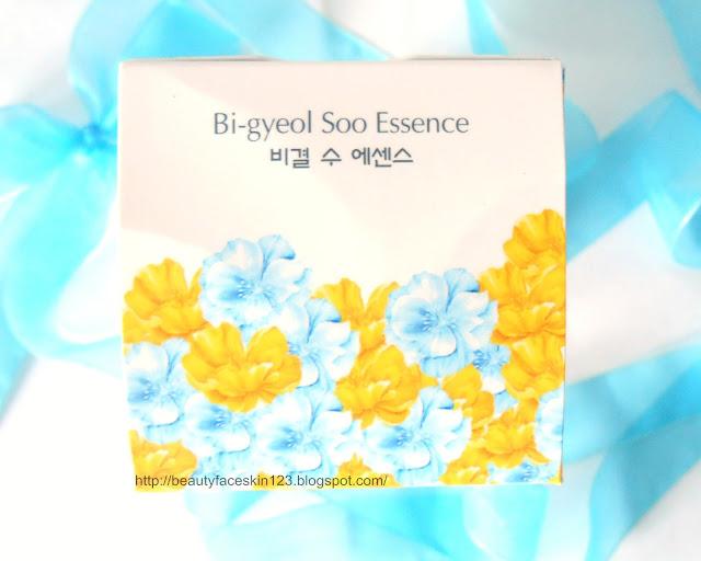 Hansaeng Cosmetics Rin Bi-gyeol Soo Essence