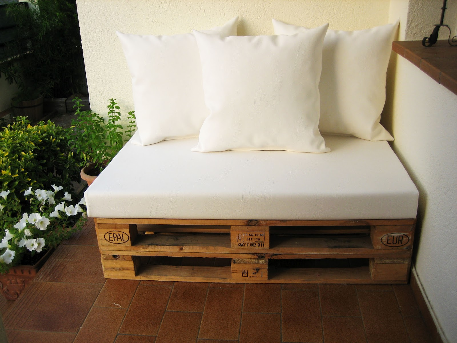 Cojines Para Palets Chill Outs Y Muebles Con Palets