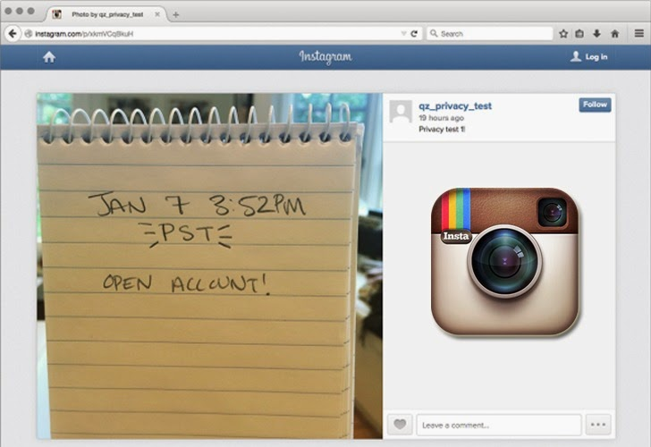 Instagram Patches flaw that Makes Private Photos Visible