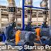 Centrifugal Pump Start up Procedure