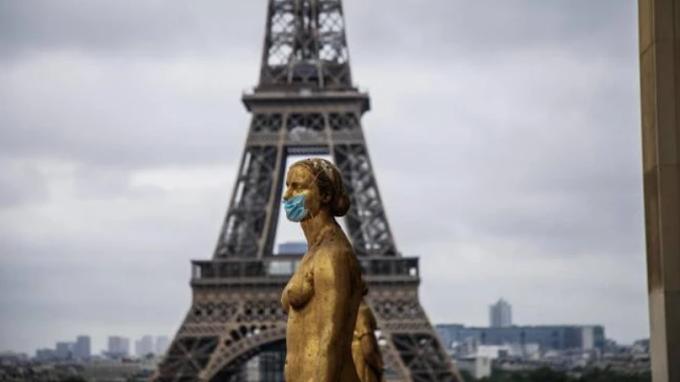 Impennata di casi in Francia