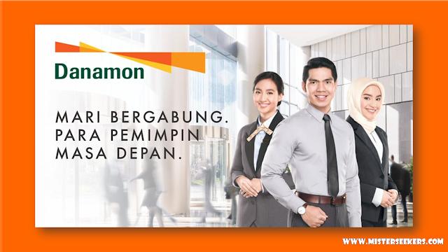 Lowongan Kerja PT. Bank Danamon Indonesia Tbk, Jobs: Bankers Trainee, Consumer/Business Relationship Officer