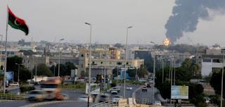 ليبيا، طرابلس، انفجار، ثورة الفاتح، معمر القذافي، رويترز، حربوشة نيوز