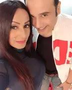 कृष्णा अभिषेक पत्नी कश्मीरा शाह के साथ