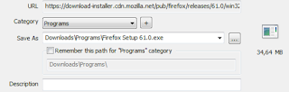 Download Mozilla Firefox 61.0