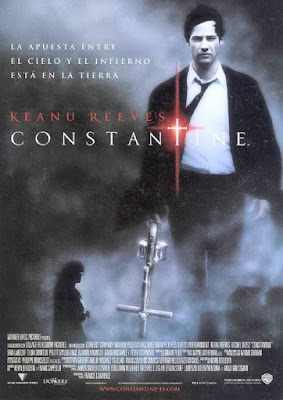 Constantine 2005 DVD R1 NTSC Latino