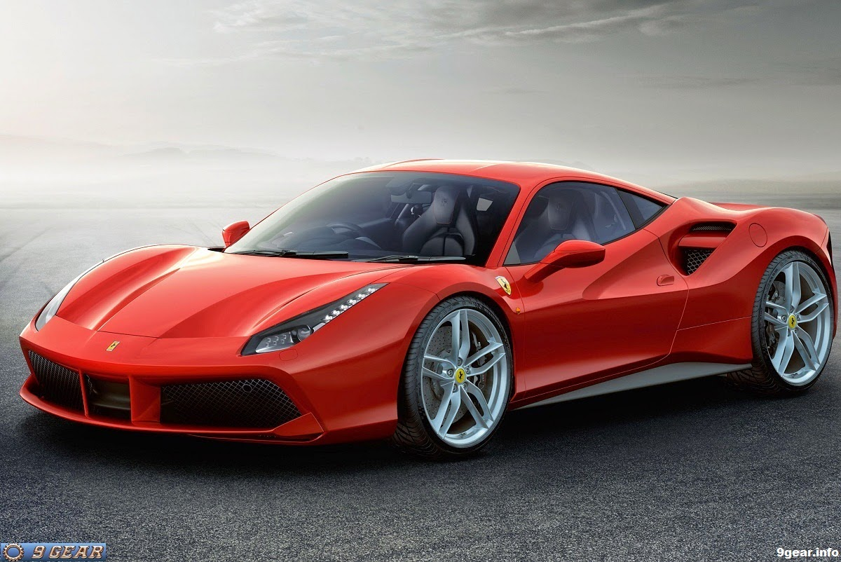 new ferrari 488 gtb 3902 cc v8 turbo 660 hp car reviews. Black Bedroom Furniture Sets. Home Design Ideas