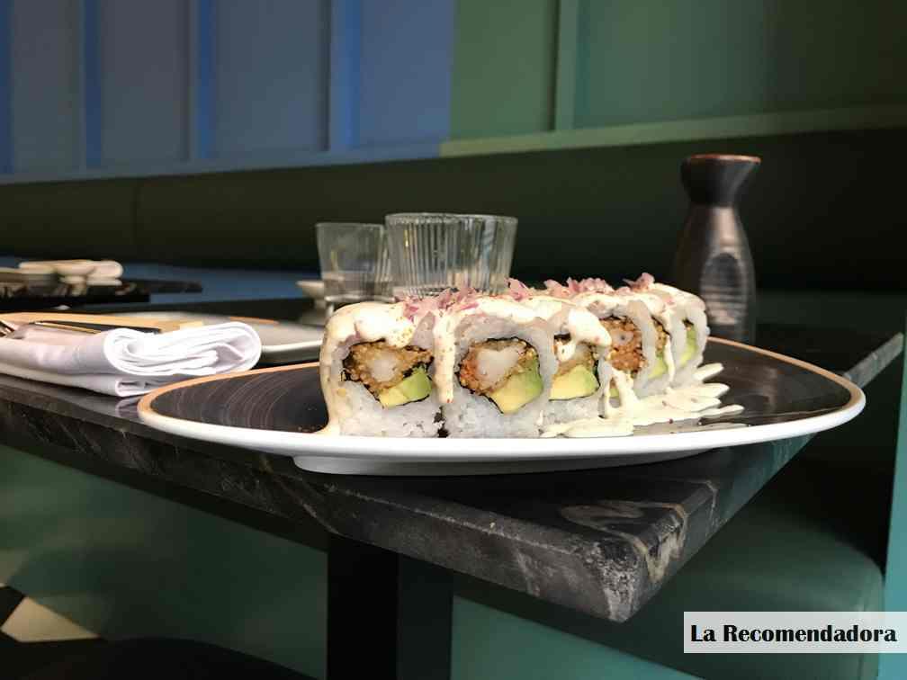 Paru inkas&sushi Grill