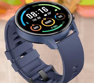 شاومي مي ووتش كولر الرياضية Xiaomi Mi Watch Color Sports يُعرف أيضًا باسم Xiaomi Mi Watch Color Sports Edition الإصدارات: XMWTCL01