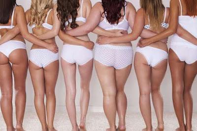 Un estudio reveló cómo es la figura femenina perfecta para los hombres
