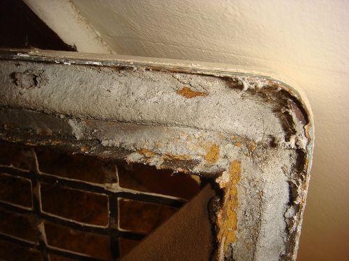 Asbestos In House