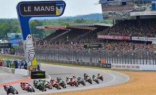 Data Sirkuit Le Mans Prancis