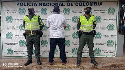"""hoyennoticia.com, """"Preso en Manaure"""" fue capturado en zona rural de Maicao"""