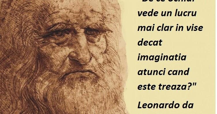 citate despre renastere Leonardo Da Vinci in citate, aforisme, maxime   diane.ro citate despre renastere