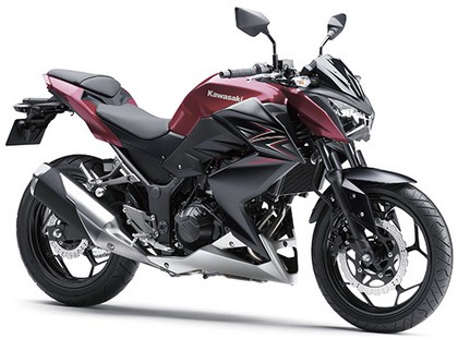 Harga Kawasaki Z250 Review Spesifikasi November 2018