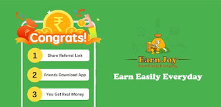 Earn Joy App Refer Earn
