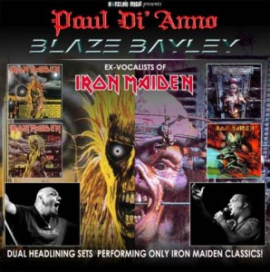 blaze bayley paul di anno