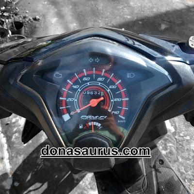 speedo meter motor
