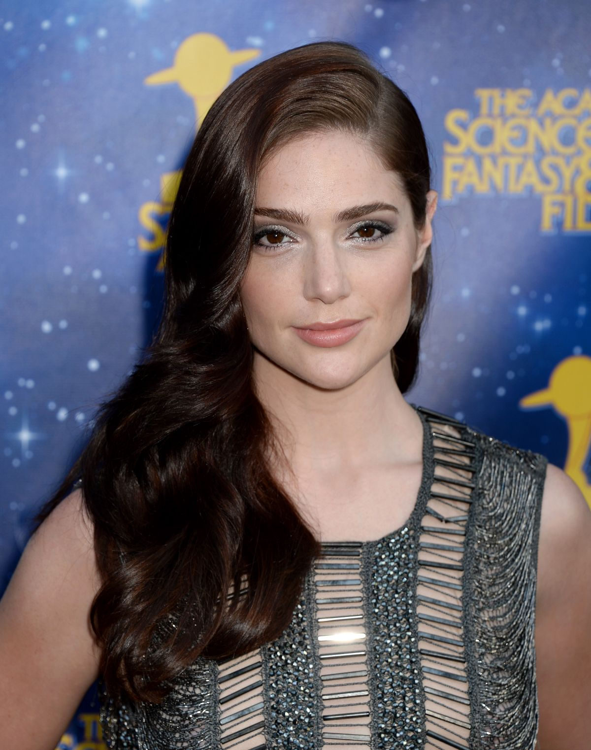 'Amateur Night' actress Janet Montgomery at 42nd Saturn Awards 2016 in Burbank