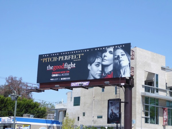Good Fight 2017 Emmy FYC billboard