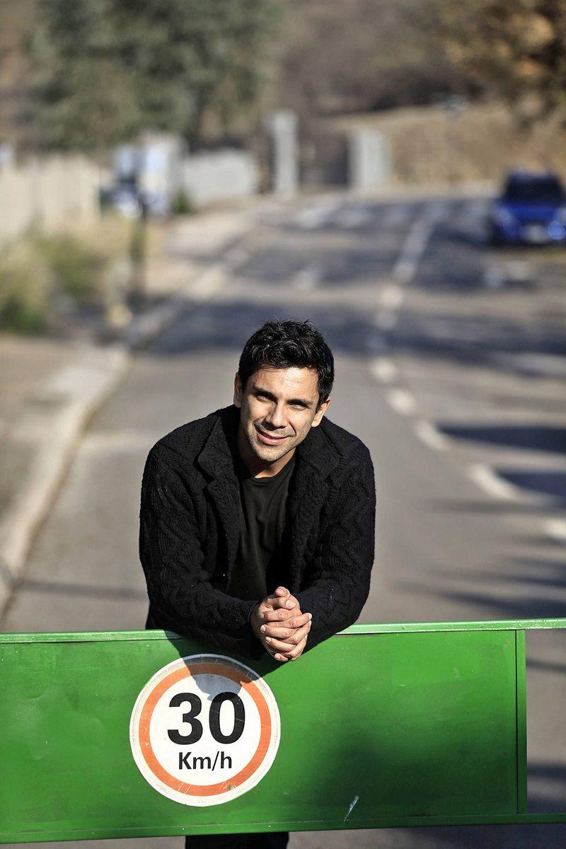 Juan Pablo Queraltó cuenta cómo superó el robo de su auto