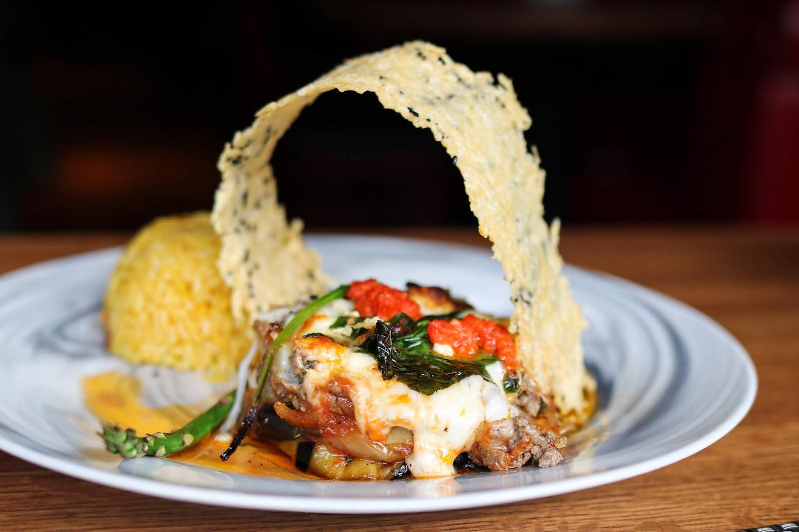 Chicago Eats: Oda Mediterranean Cuisine