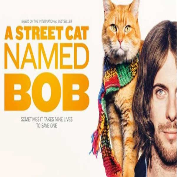 A Street Cat Named Bob, Film A Street Cat Named Bob, A Street Cat Named Bob Trailer, A Street Cat Named Bob Synopsis, A Street Cat Named Bob Review, Download Poster Film A Street Cat Named Bob 2016