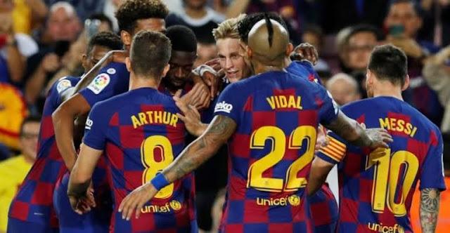 التشكيل المتوقع لبرشلونة أمام إيبيزا اليوم في الكأس