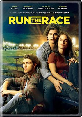 Run The Race[2018] [DVD R1] [Subtitulado]